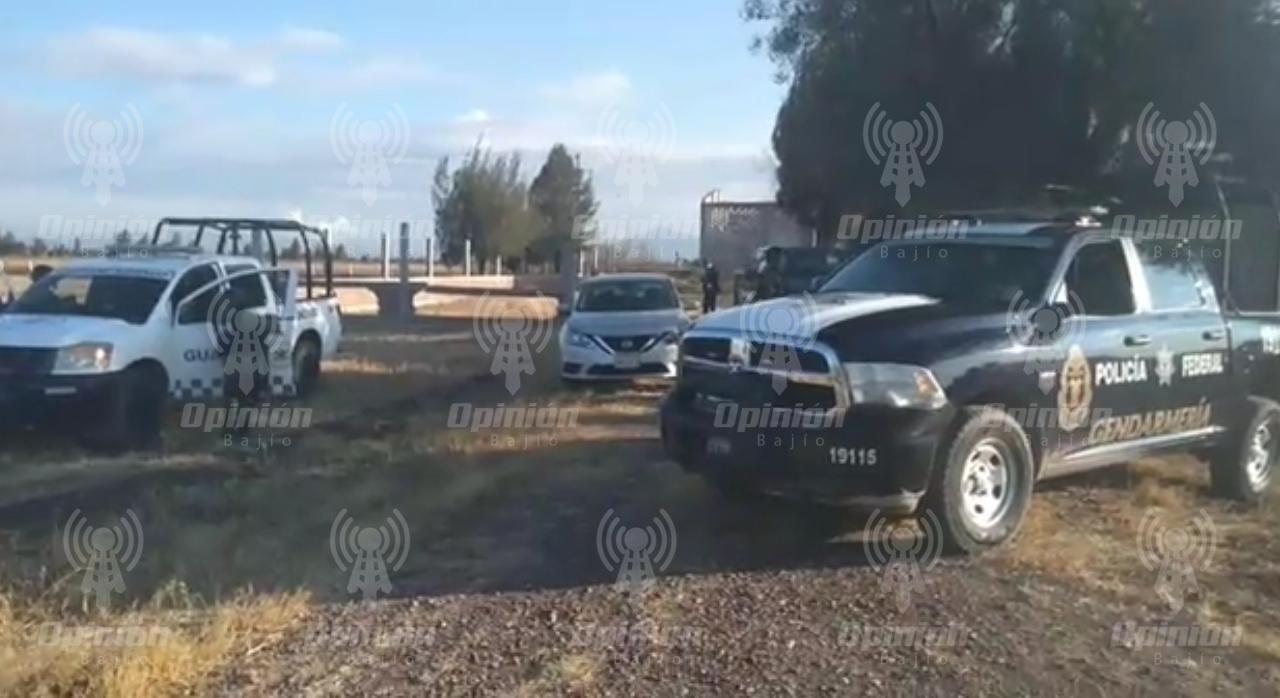 Detectan cuerpos semi-enterrados en fosa, ahora en Salamanca