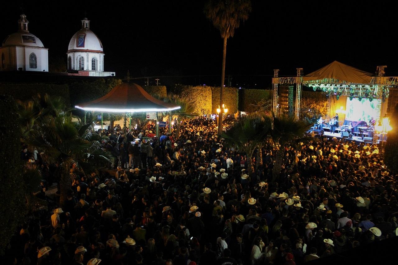 Iniciaron fiestas de la Candelaria y Feria de la Olla 2020 en Pueblo Nuevo