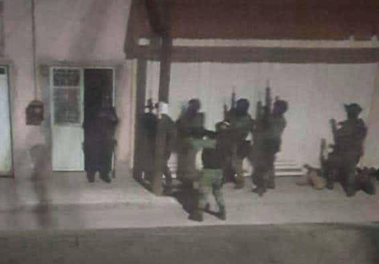 Se enfrentan militares y FSPE contra criminales en Cortazar; un muerto y 3 detenidos