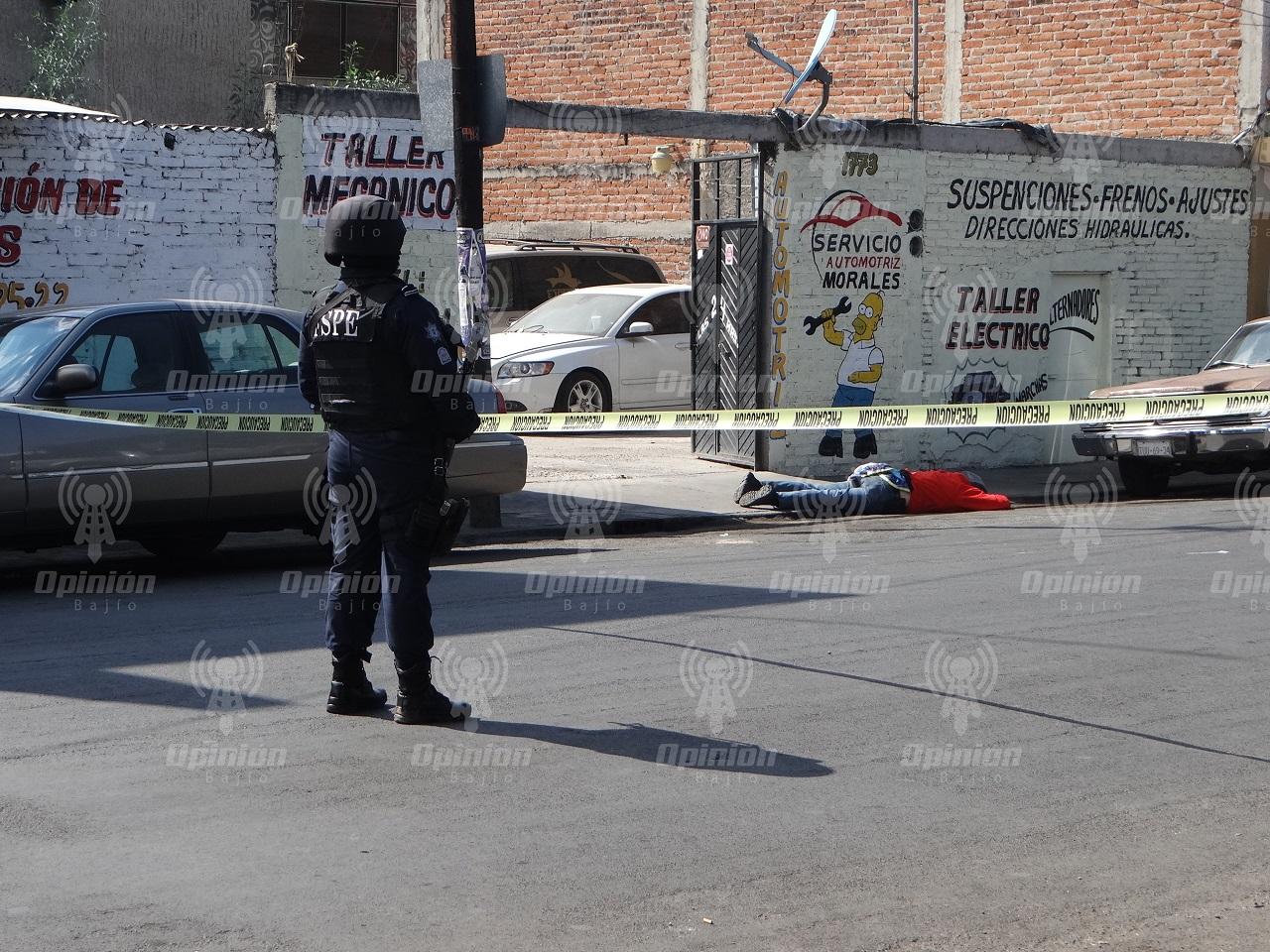 Asesinan a mecánico frente a mercado público de la calle Oaxaca