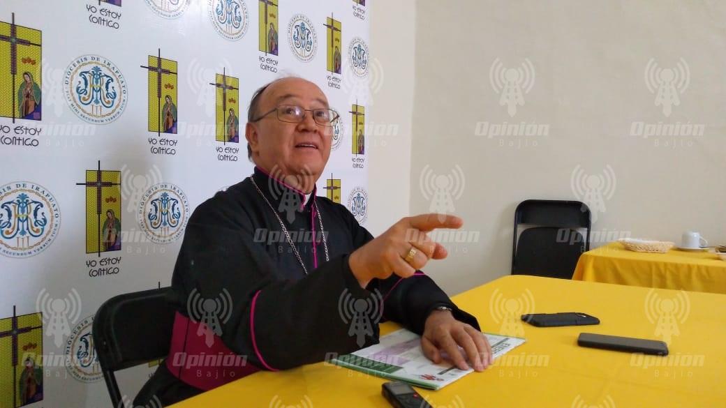 Ante violencia y matanzas, estrategia de seguridad debe modificarse: Diócesis de Irapuato