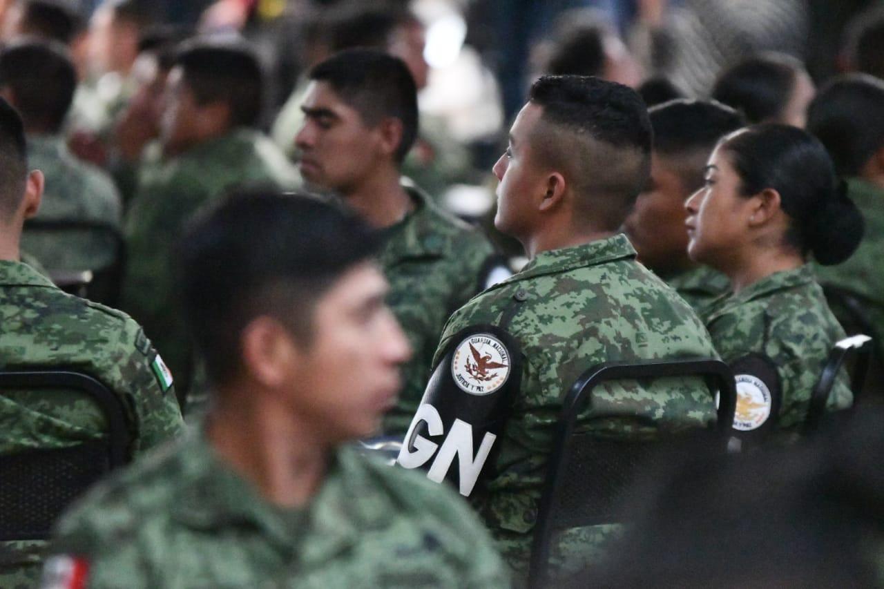 Es momento de congruencia y combate frontal contra delincuentes, señalan en festejo del Día del Ejército
