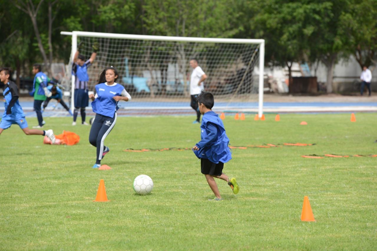 Este 4 de febrero iniciarán inscripciones en escuelas del Deporte de Irapuato