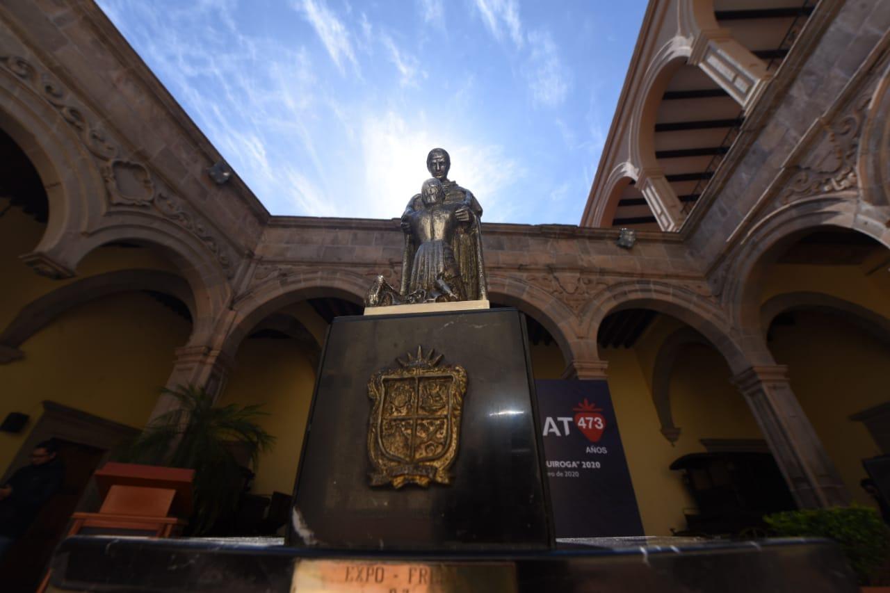 Dan a conocer ganador del premio Vasco de Quiroga