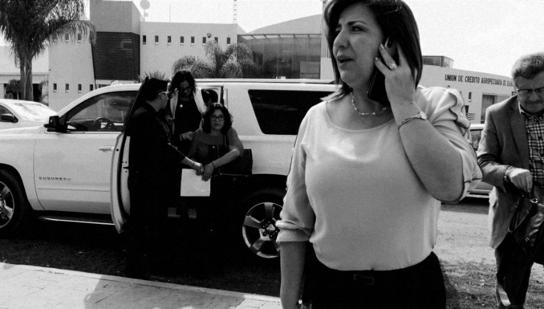 Comparían nueva camioneta blindada para alcaldesa de Salamanca