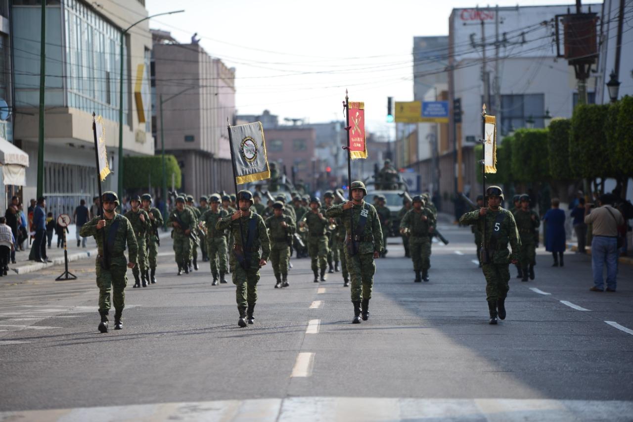 Confirmado: habrá desfile de corporaciones de seguridad el 15 de febrero en Irapuato