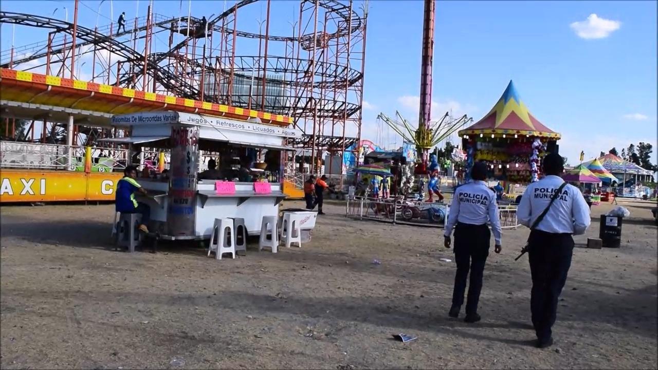 Listo operativo para Feria de las Fresas; apoyará la Guardia Nacional