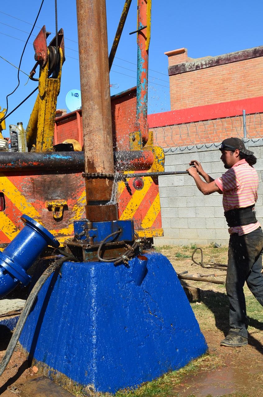 79 pozos en Irapuato recibirán mantenimiento preventivo en 2020
