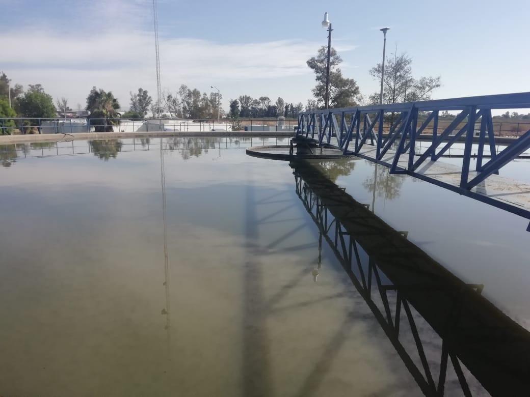 Hasta 2 millones de metros cúbicos de aguas residuales trata JAPAMI cada mes