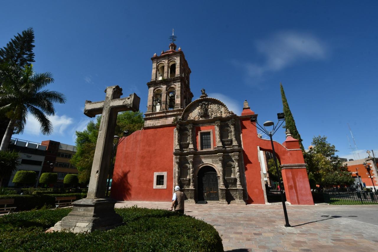 El Hospitalito, el templo mas representativo de Irapuato