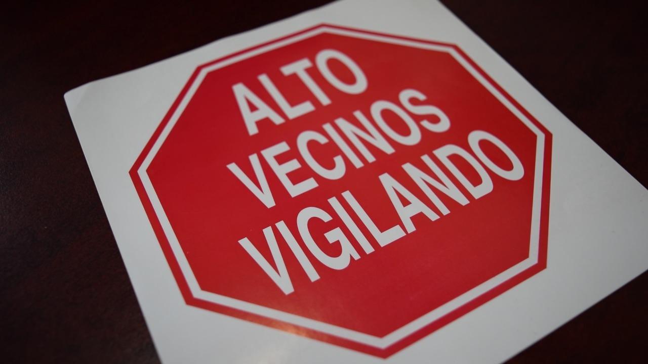 "Detectan a promotores ""piratas"" del programa Vecino Alerta"