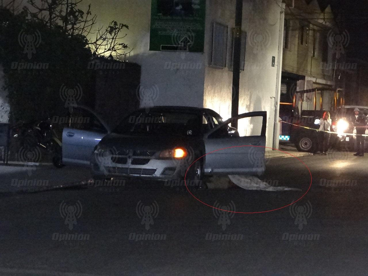 Ataque armado en centro de Irapuato deja saldo de 2 muertos y 3 heridos