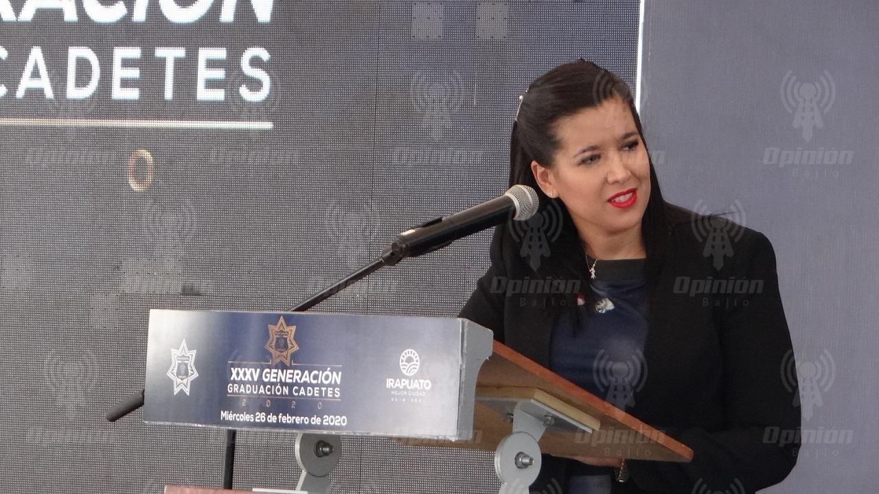 Cárteles delincuenciales ya reclutan pandilleros en Guanajuato: comisionada de seguridad Sophia Huett