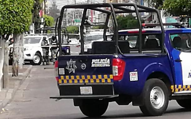 Asesinan al subdirector de policía de Tarimoro