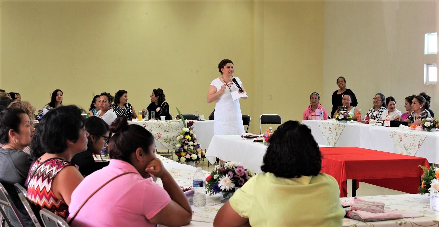 Gobierno Municipal de Larisa Solórzano rendirá homenaje a mujeres neopoblanas