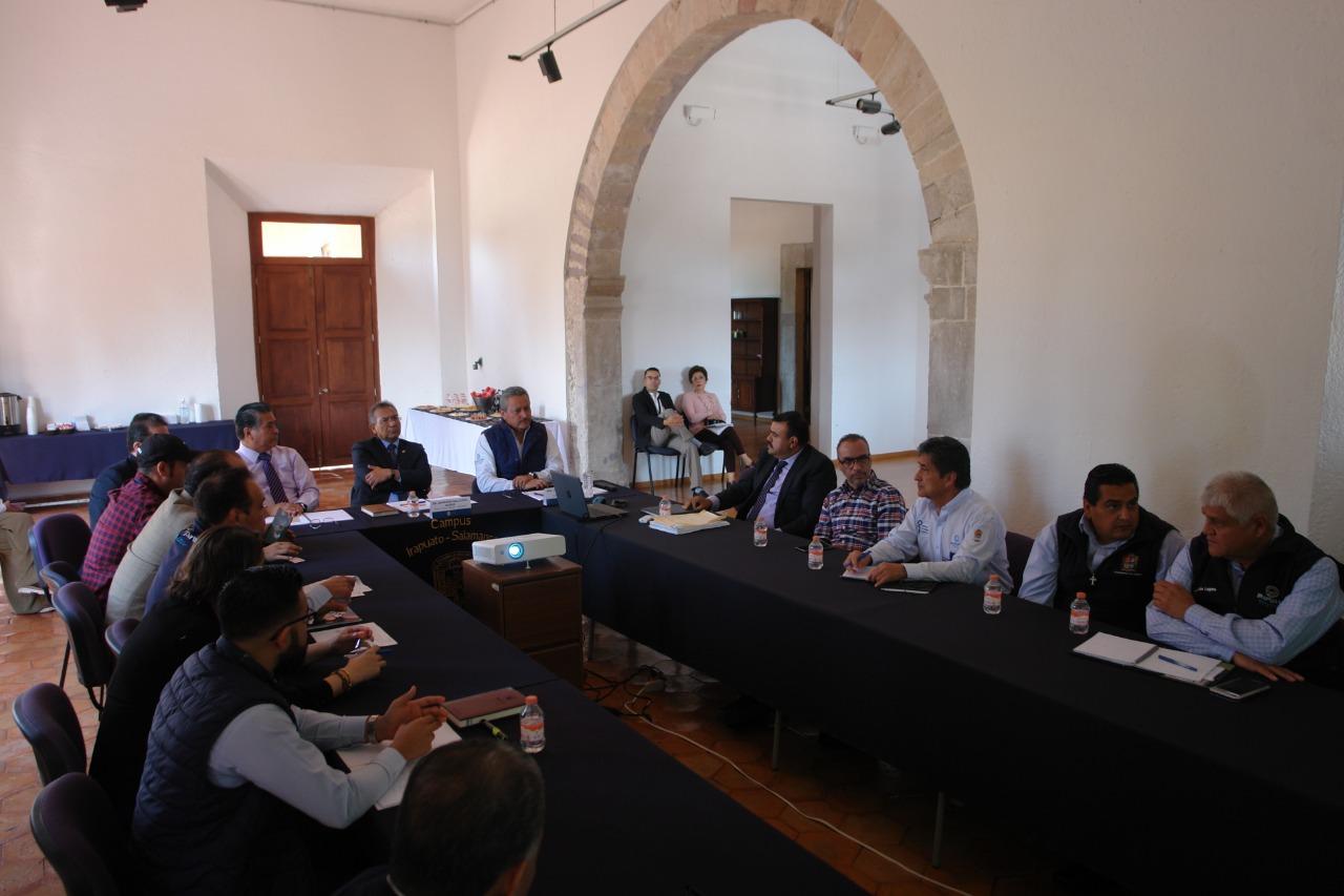 Iniciarán acciones de seguridad, regularización y transporte en zona del Copal y Polígono del Conocimiento
