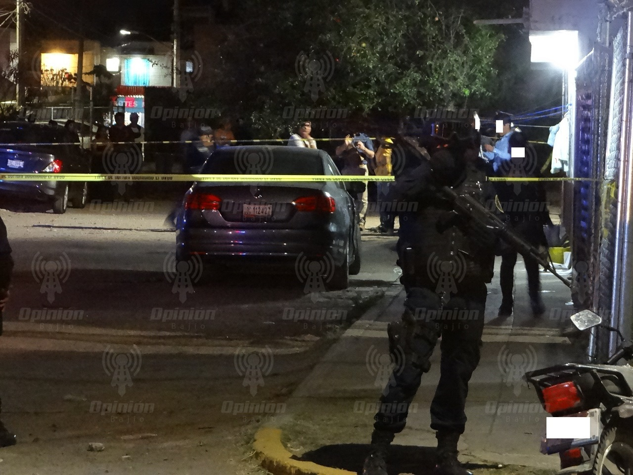 Policía Municipal de Irapuato es acribillado por grupo armado