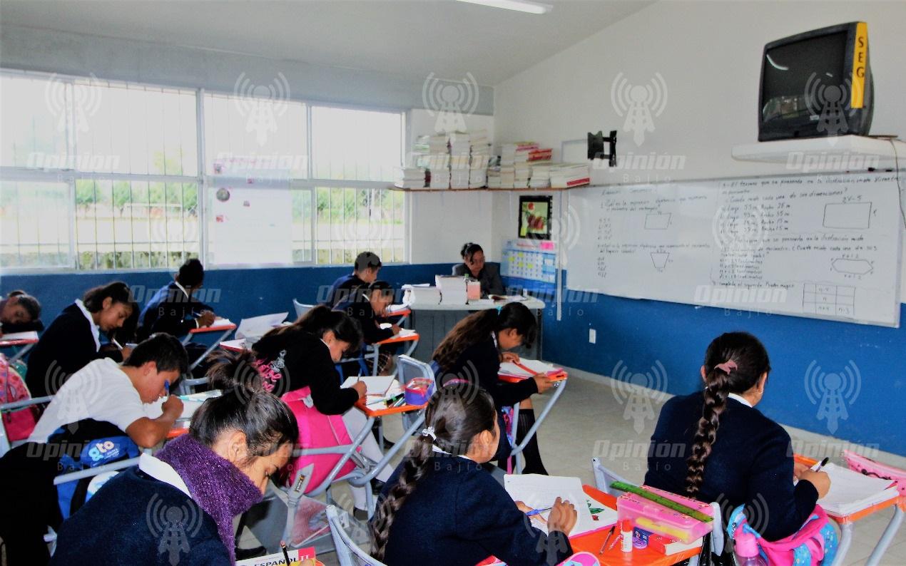 Ante Coronavirus, refuerzan medidas preventivas en planteles educativos de región SEG Suroeste