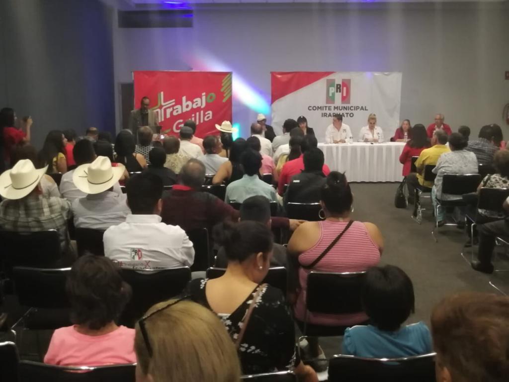 Quienes quieren ver muerto al PRI se quedarán con las ganas: Carlos Abel Lira