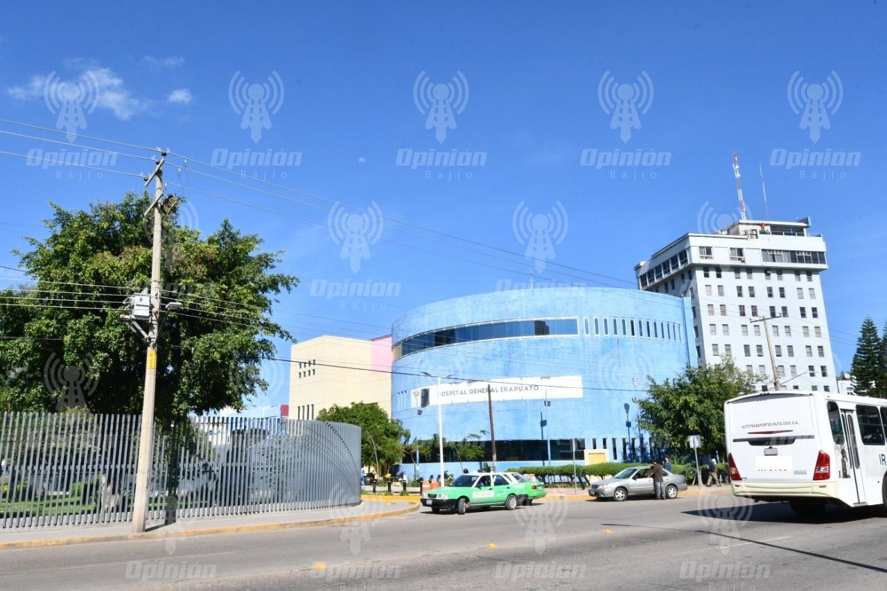 Irapuato, a punto de quedarse sin torre de consultorios del HG