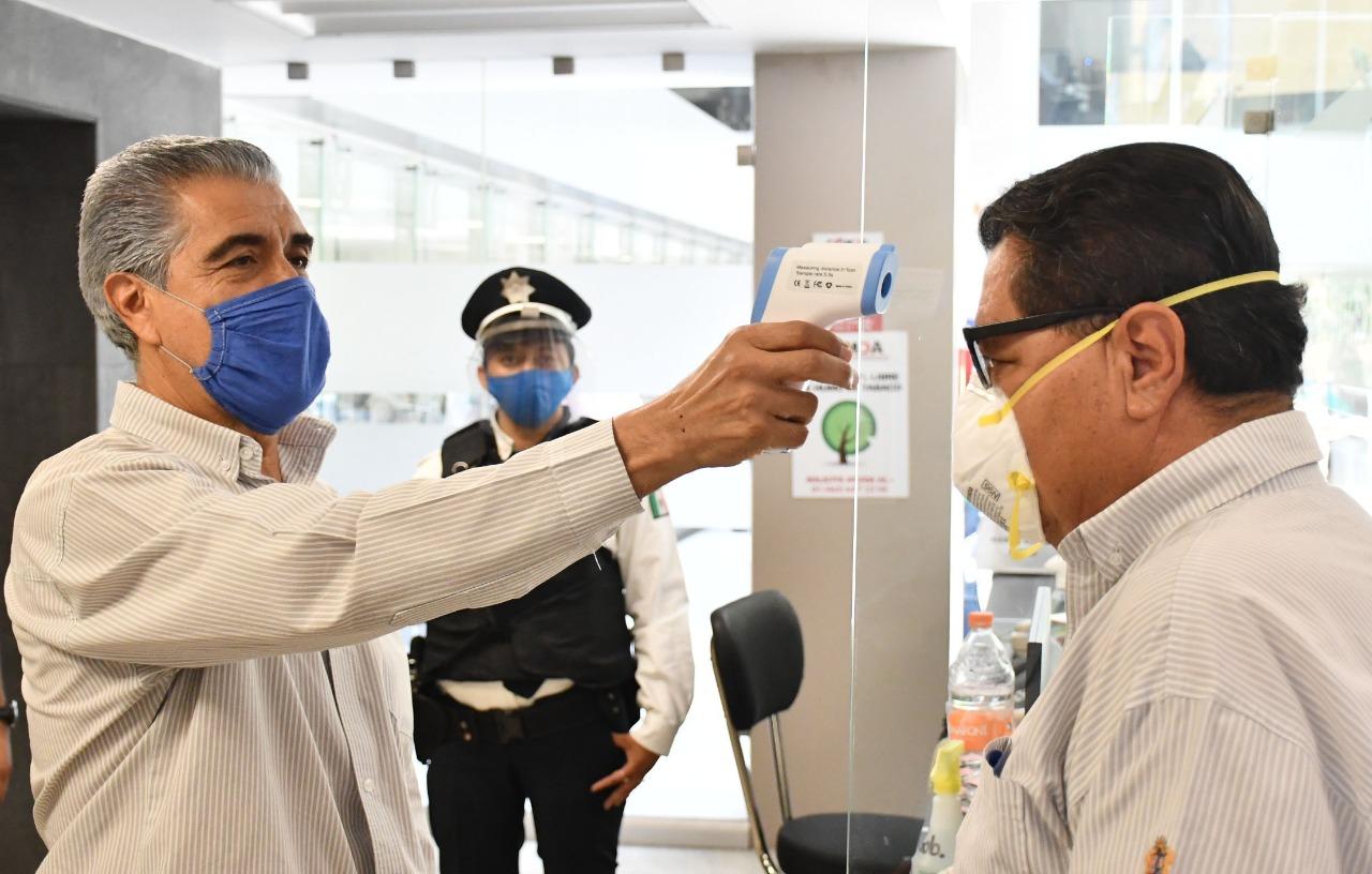 Reporta Guanajuato 182 contagios y 7 muertes por COVID-19