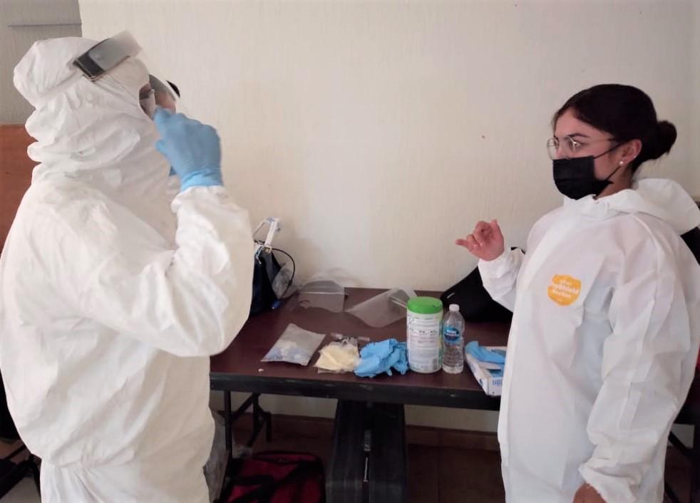 Registra Guanajuato 583 contagios y 31 muertes por Coronavirus en 2 días
