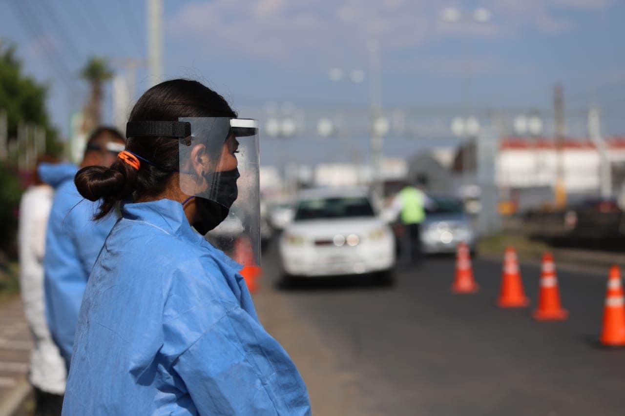 Infectados por COVID-19 ya superan los 45 mil en Guanajuato