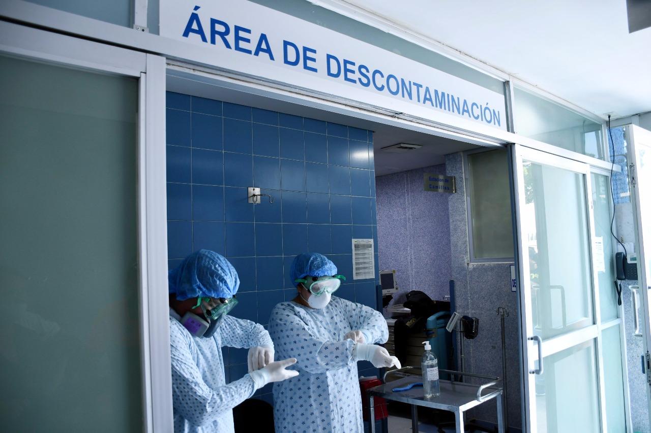 Personal de Salud en Guanajuato recibe capacitación, ante inminente extensión de pandemia hasta mediados del 2021
