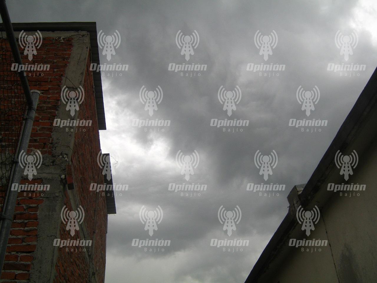Alertan sobre posibles lluvias fuertes en Guanajuato