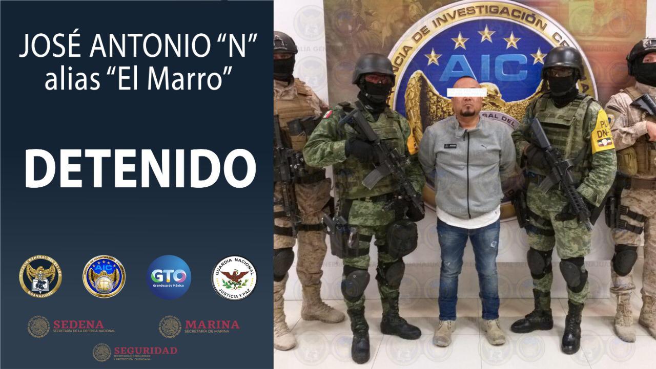 """Exonera Justicia Federal a """"el Marro"""" del delito de actos contra servidores públicos"""