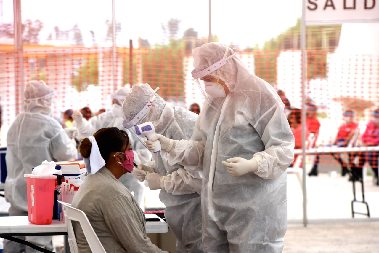 Guanajuato inicia mayo con 13 muertes por coronavirus