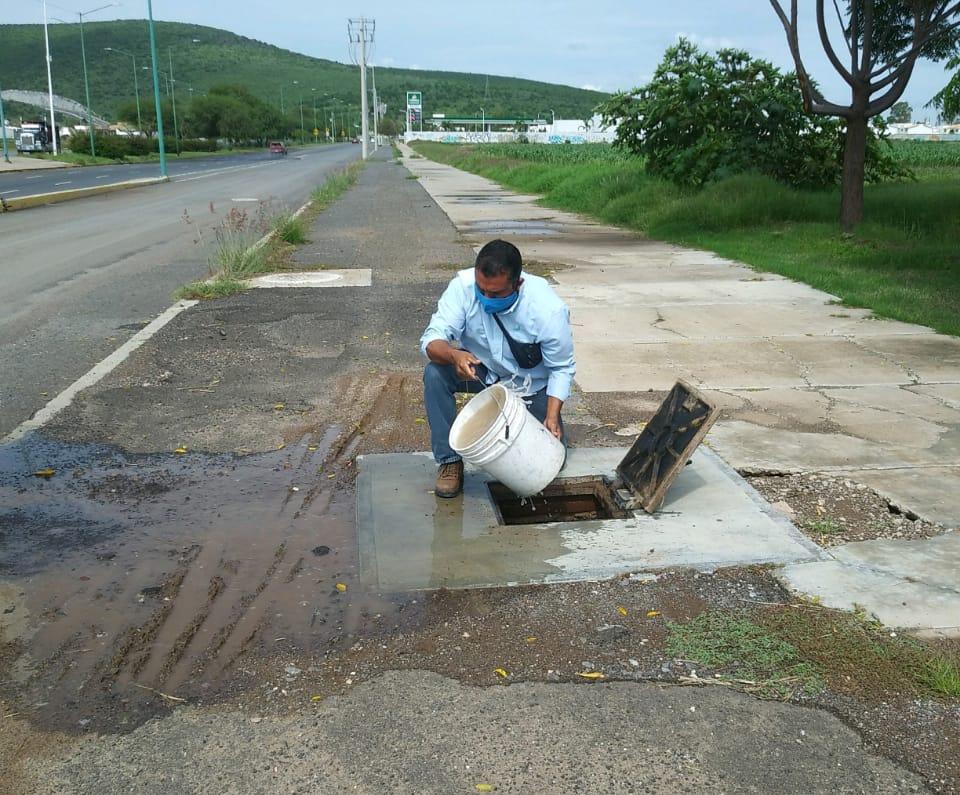 Detectan que altos consumos de agua se deben a fugas en aljibes, tinacos y cisternas