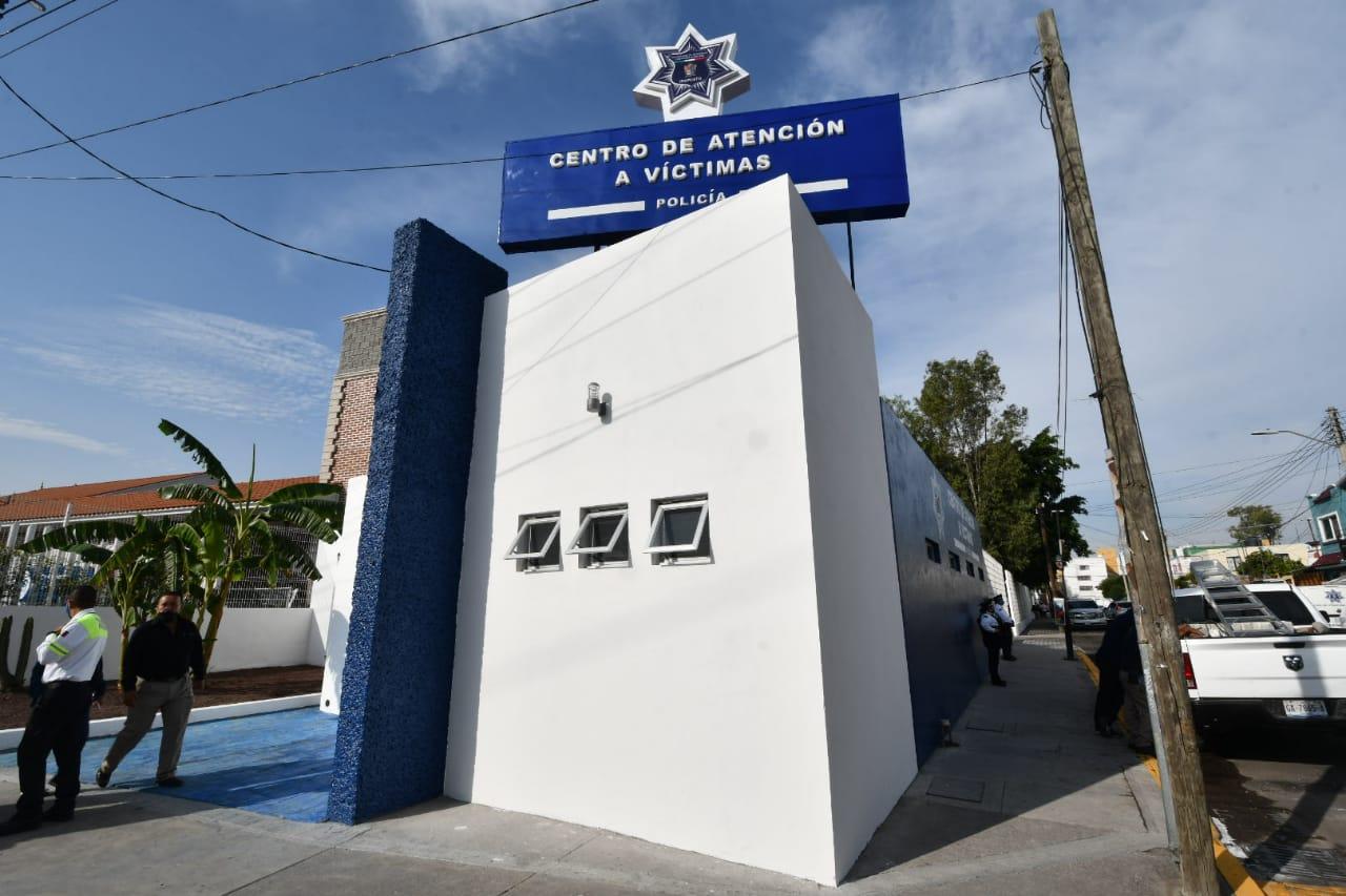 Inauguran segundo Centro de Atención a Víctimas en Irapuato