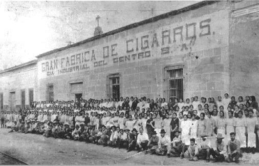 """Ésta es la historia de la cigarrera """"El Águila"""" en Irapuato, que fomentó el desarrollo de la ciudad"""