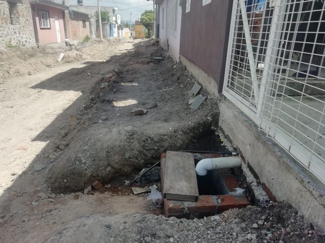 Mil familias de Aldama ya tendrán drenaje, confirma JAPAMI