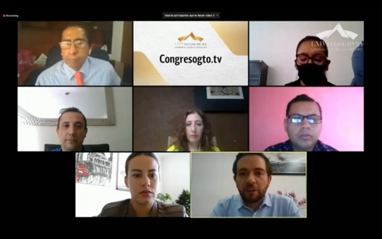 Avanza en Congreso de Guanajuato iniciativa de Ley para el Desarrollo y Atención de la Juventud