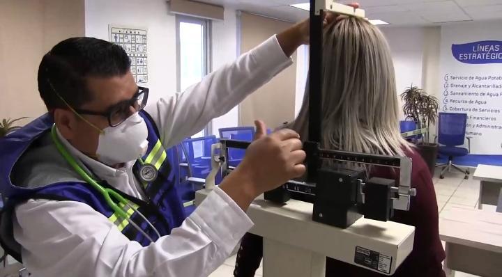 Mantiene JAPAMI protocolos sanitarios en sus instalaciones y con su plantilla laboral