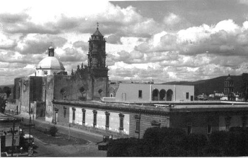 Cuando el Templo de la Soledad fue atacado a cañonazos… ésta es la historia
