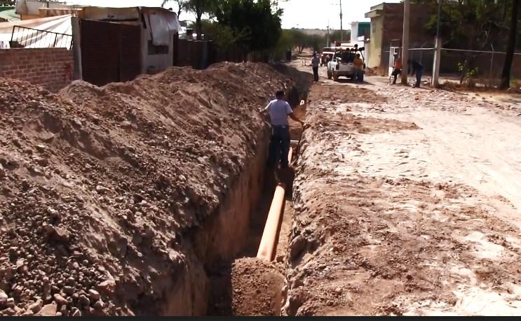 Avanza JAPAMI en cobertura: El suministro de agua potable registra 98.52% y el drenaje sanitario 98.08%