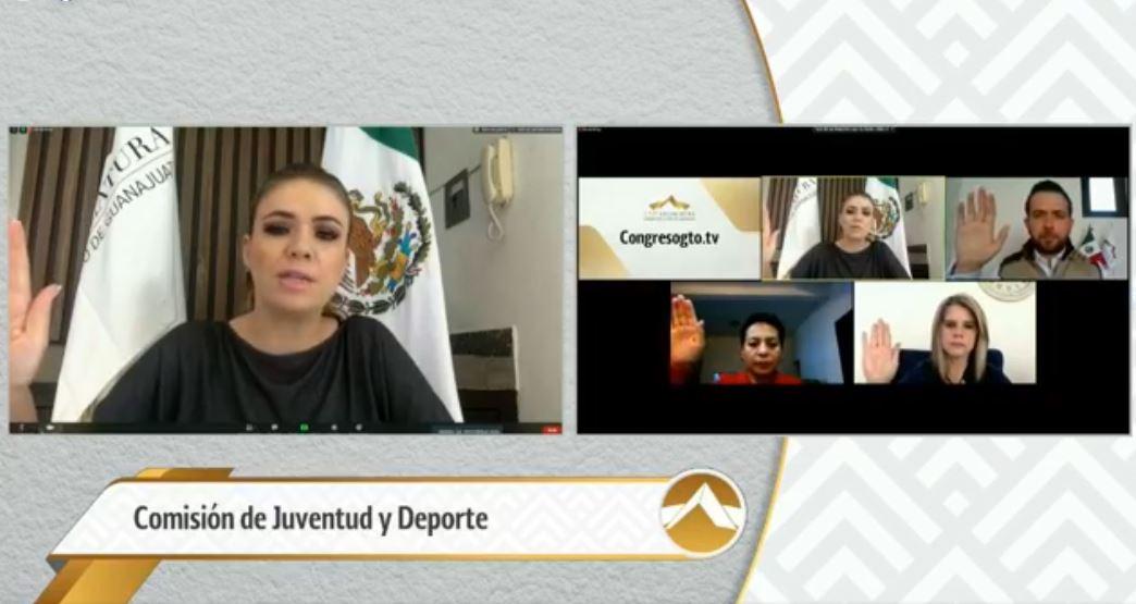Aprueban comisiones de Congreso de Guanajuato nueva Ley de las Juventudes