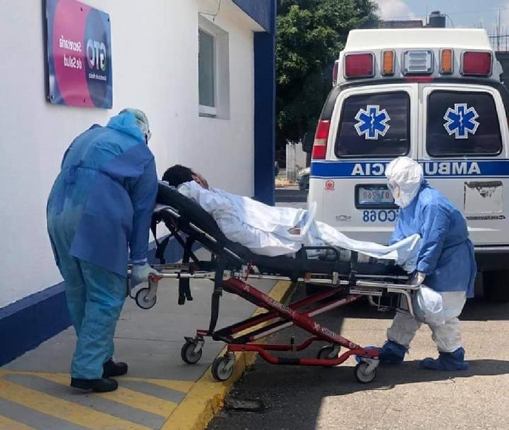 Guanajuato supera los 2 mil 800 fallecimientos por COVID-19