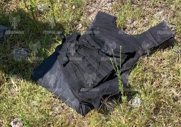Localizan fosa con restos, chaleco antibalas y bota policial en Irapuato