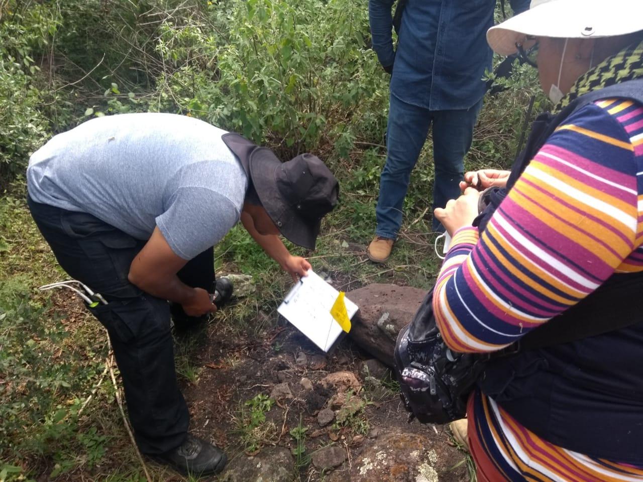 Confirman autoridades hallazgos de huesos en fosas de Presa del Conejo