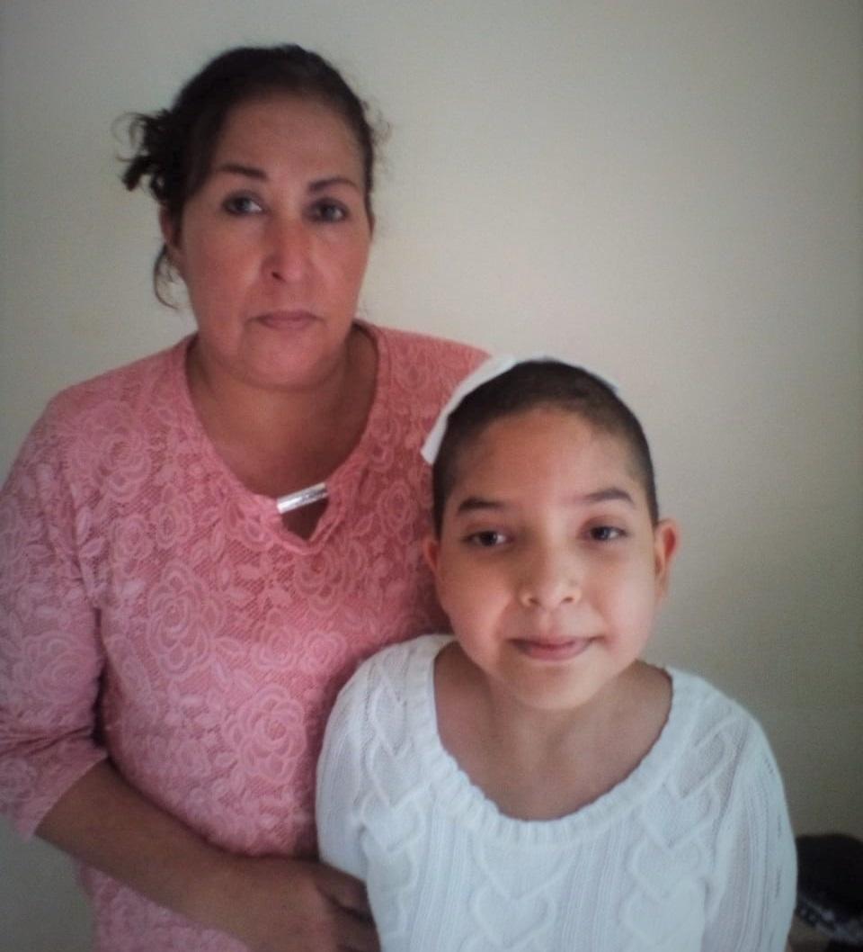 SSG extirpa con éxito tumor intracraneal a una niña de 9 años originaria de Durango