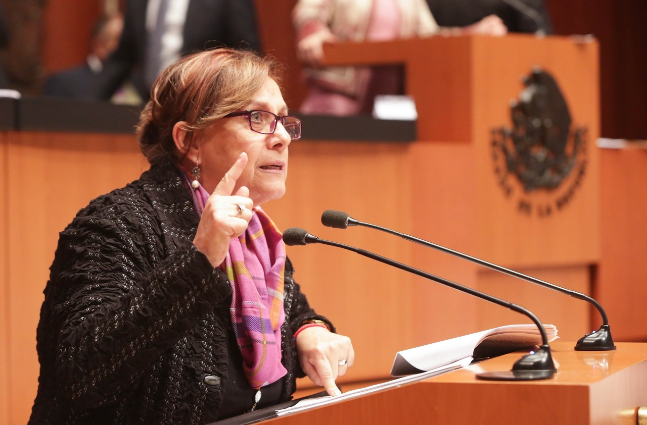 Guanajuato vive momentos desbordados de violencia; si autoridad estatal no puede, que renuncie: Malú Micher