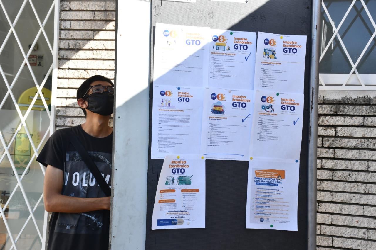 Apoyos de Fondos Guanajuato permitieron salvar más de 7 mil empleos en Irapuato