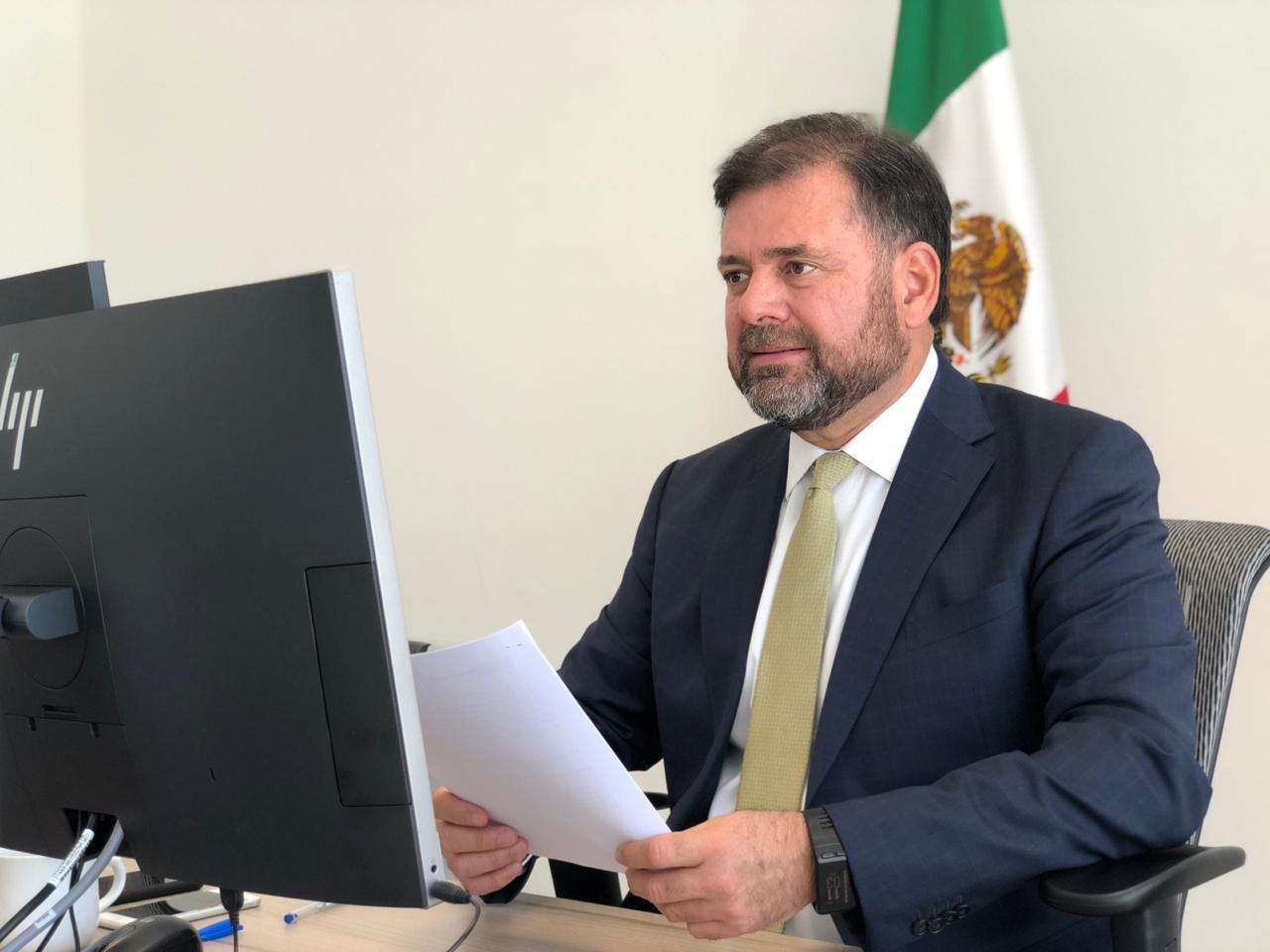 Presentan en Congreso de Guanajuato iniciativa para que extorsión tenga prisión preventiva de oficio