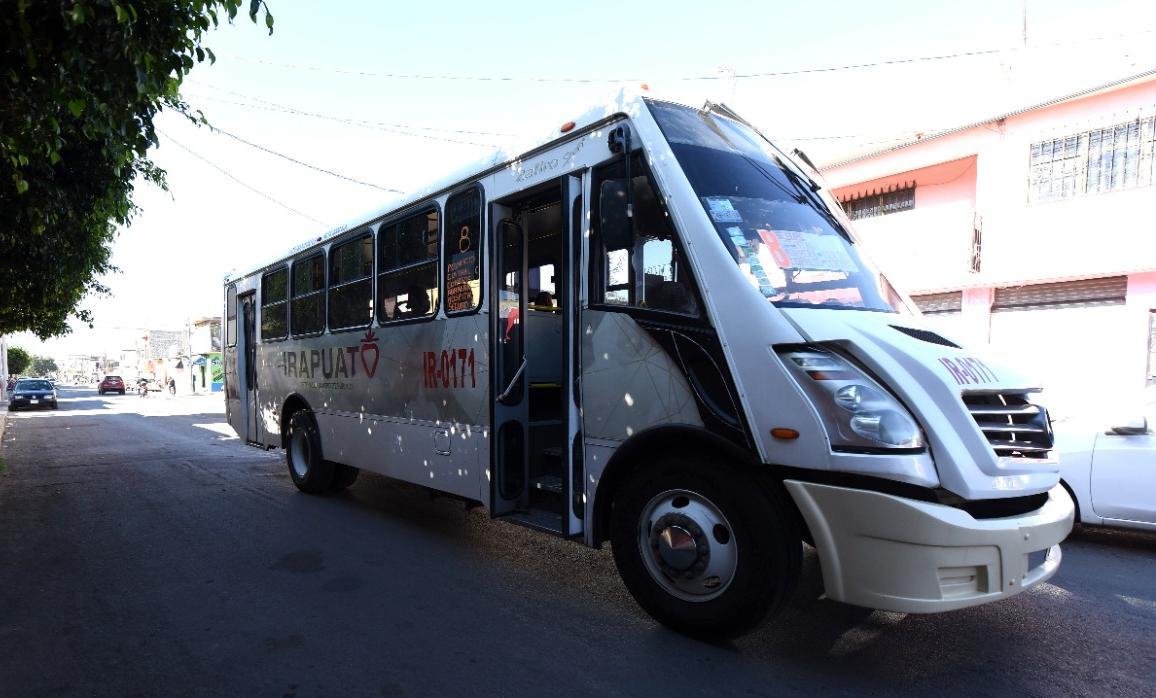 Desde éste 4 de octubre, se normaliza servicio dominical de transporte público