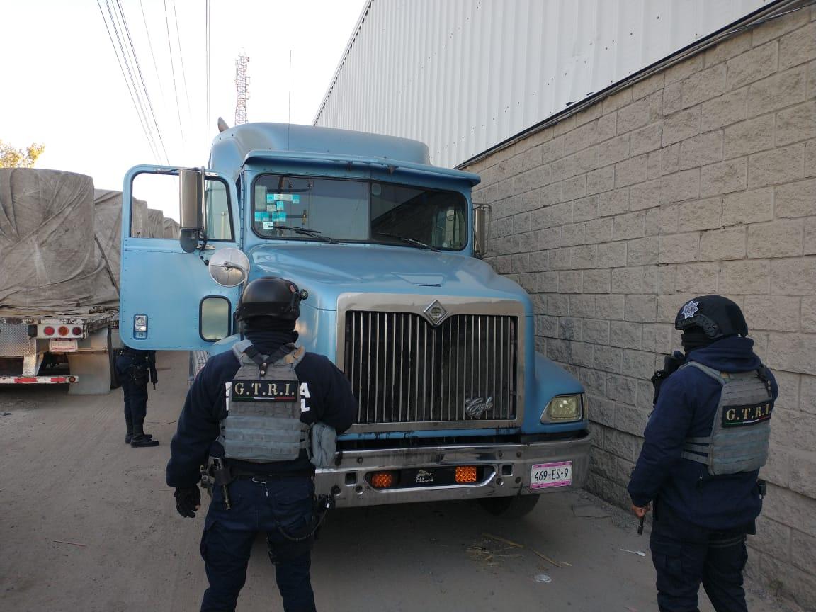 Recupera policía de Celaya vehículos con reporte de robo