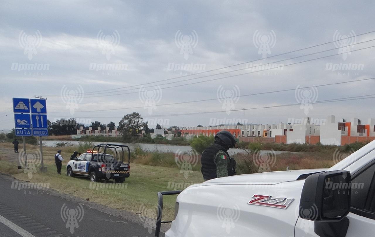 Grupo armado ataca a balazos a policías en Irapuato; hay 1 detenido y se aseguran armas largas